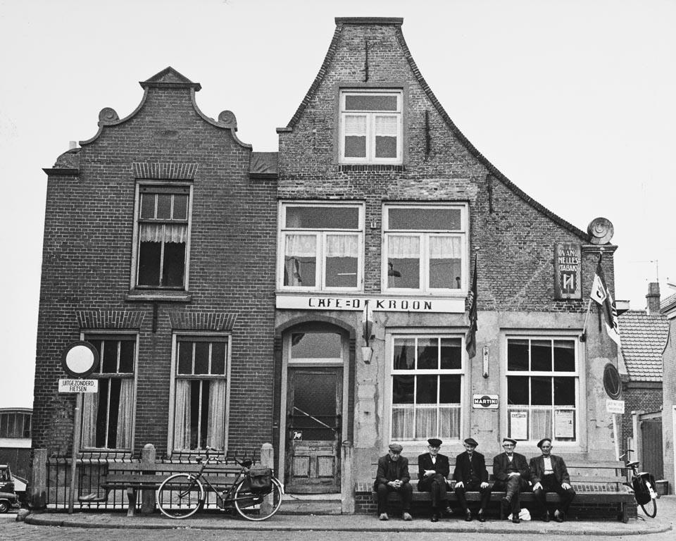 digitale reproductie orginele afdruk Nieuwe Tonge
